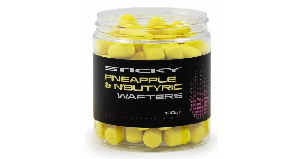 sticky bait - pineapple & n'butyric wafters