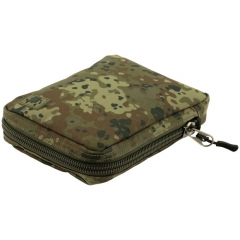 thinking anglers camfleck solid zip pouch large